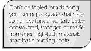 arrow commentary on straightness