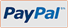 secure payment by paypal, we accept paypal