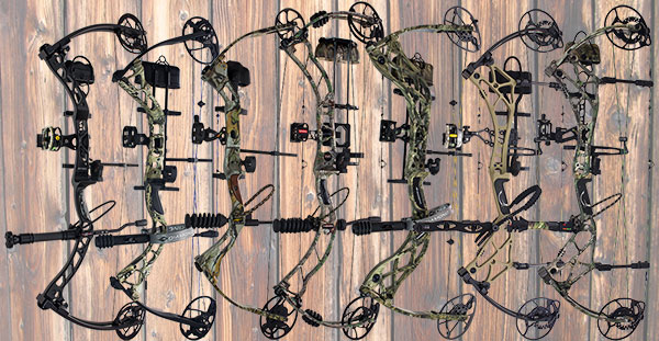 Nicks Picks- Lead Bow Builder's Top 5 Bows