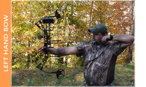 left handed bow photo 1