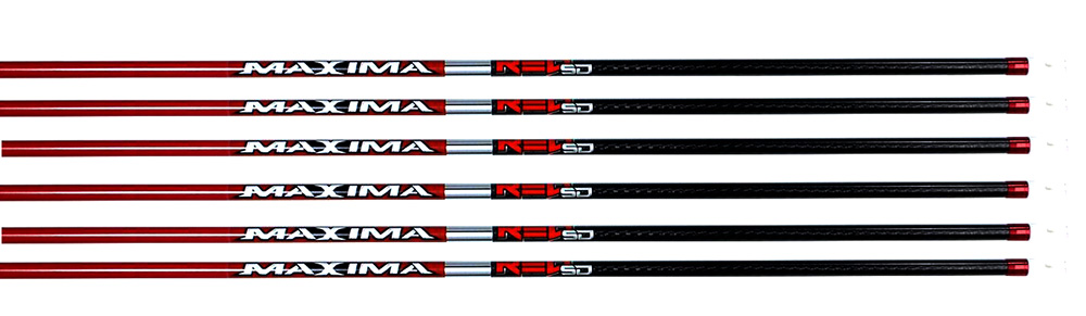carbon express maxima raw shafts
