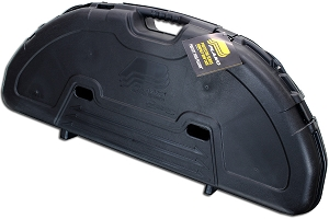 Plano Protector #1110 Compound Bow Hardshell Case, Compact, Black