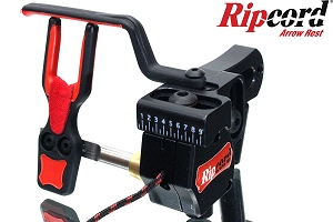 Ripcord Code Red Smart-Drive Drop Away Arrow Rest, RED & BLACK LOOKS SHARP!