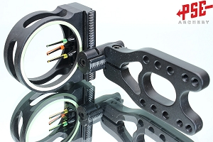 PSE Gemini 3-Pin Compound Bow Sight, Bulk Stock Money-Saver