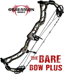 NEW! 350 FPS! 2020 Obsession Turmoil RZ, in Realtree Edge Camo,  Build Your Own Bowhunting Package, You Pick the Components