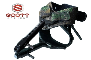 Scott Archery, Little Goose Single Caliper Release, in Camo