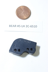 Bear Compound Bow Draw Length Module, Single Cam, #5 Left Hand 2C-6510, HARD TO FIND OEM ARCHERY PART!