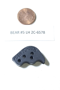 Bear Compound Bow Draw Length Module, Single Cam, #5 Left Hand 2C-6578, HARD TO FIND OEM ARCHERY PART!