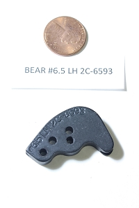 Bear Compound Bow Draw Length Module, Single Cam, #6.5 Left Hand 2C-6593, RARE COMPOUND BOW OEM PART!