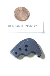 Bear Compound Bow Draw Length Module, Single Cam, #6 Left Hand 2C-6577, HARD TO FIND OEM ARCHERY PART!