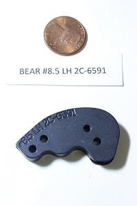 Bear Compound Bow Draw Length Module, Single Cam, #8.5 Left Hand 2C-6591, RARE COMPOUND BOW OEM PART!