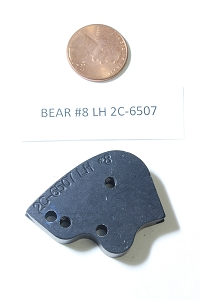 Bear Compound Bow Draw Length Module, Single Cam, #8 Left Hand 2C-6507, HARD TO FIND OEM ARCHERY PART!