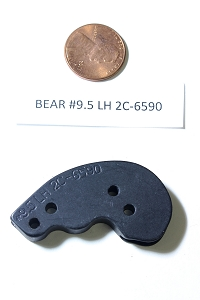 Bear Compound Bow Draw Length Module, Single Cam, #9.5 Left Hand 2C-6590, RARE COMPOUND BOW OEM PART!