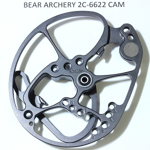 Factory Replacement Bear Archery 2C-6622 Cam, Rare OEM Part