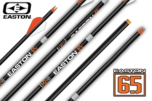 Easton Acu-Carbon 6.5 Classic, Finished Arrows, BEST FOR THE MONEY!