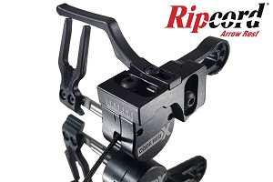 NEW! Ripcord Code Red X, Drop Away Arrow Rest,  ROCK SOLID DESIGN!