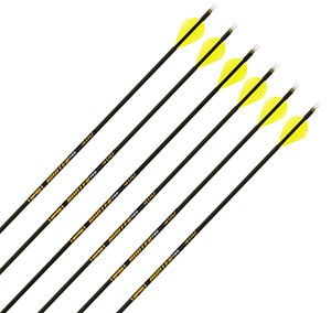 Gold Tip Hunter Pro, FINISHED ARROWS