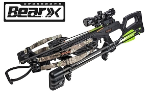 2020 Bear X Intense, FACTORY PACKAGE, in Veil Stoke Finish,  by Bear Archery