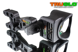 TruGlo Carbon XS XTREME 4-Pin Sight, QUALITY DESIGN & PRICED RIGHT!