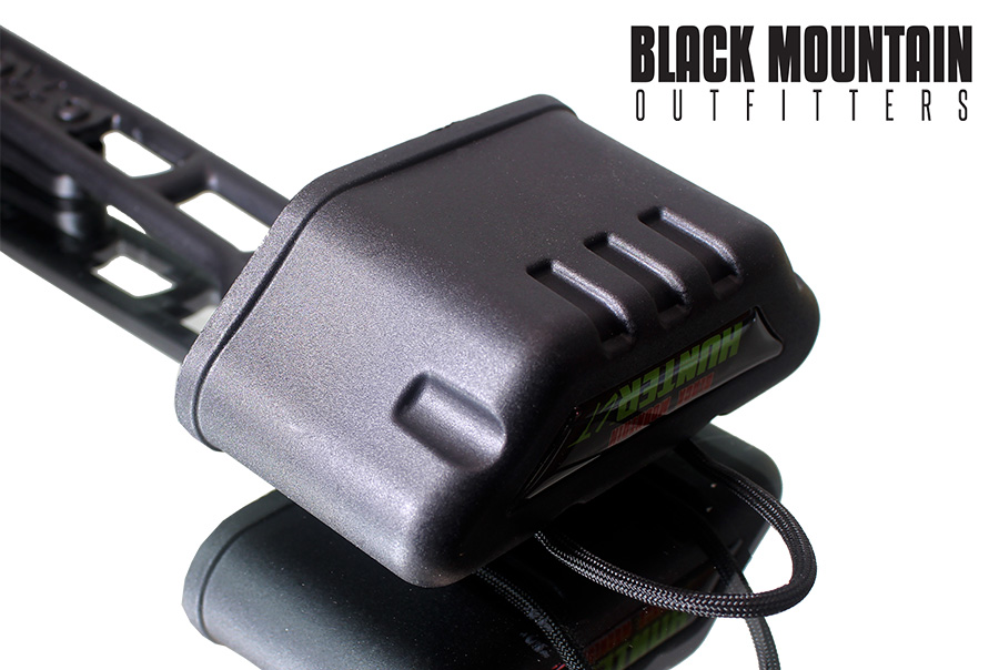 PSE Black mountain quiver, Black Finish photo 2