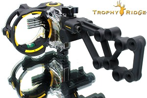 Trophy Ridge React H5, Auto-Adjusting Compound Bow Sighting System, VERY SMART!