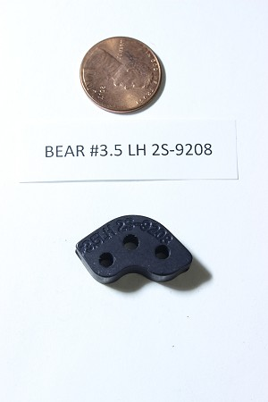 Bear Compound Bow Draw Length Module, Single Cam, #3.5 Left Hand 2S-9208, HARD TO FIND OEM ARCHERY PART!