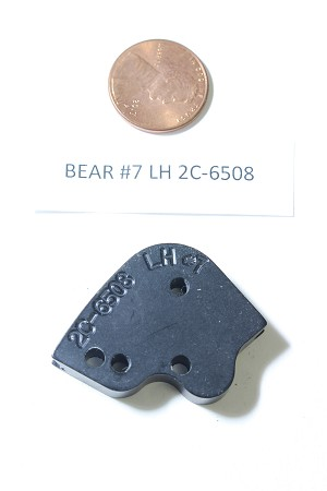Bear Compound Bow Draw Length Module, Single Cam, #7 Left Hand 2C-6508, HARD TO FIND OEM ARCHERY PART!