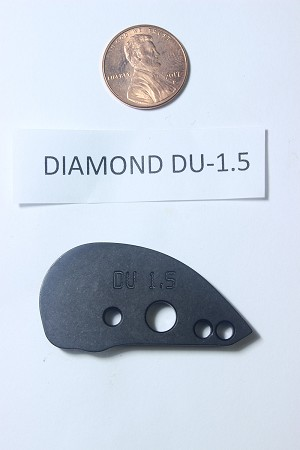 Diamond Archery, Compound Bow Draw Length Module, #DU 1.5, HARD TO FIND ITEM!