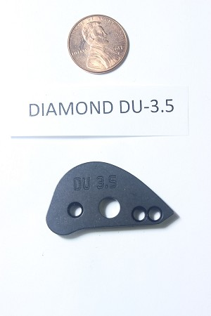 Diamond Archery, Compound Bow Draw Length Module, #DU 3.5, HARD TO FIND ITEM!