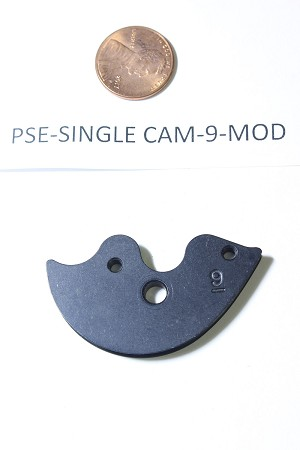 PSE Compound Bow Draw Length Module, Single Cam #9, HARD TO FIND OEM ARCHERY PART!