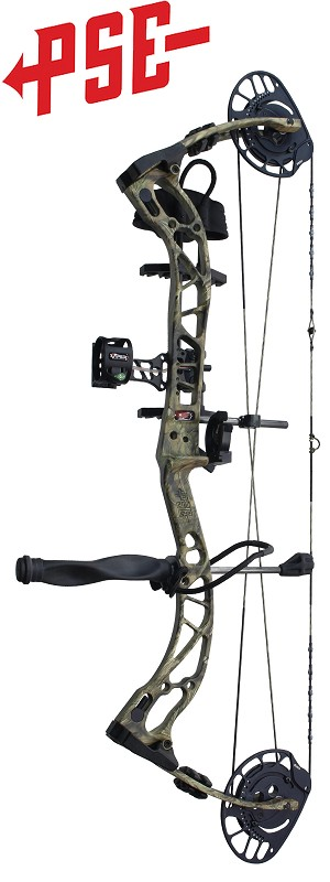 NEW! 328 FPS! 2020 PSE BRUTE NXT, THE BIG PACKAGE, Full Pro-Shop Prepped Bowhunting Package Deal