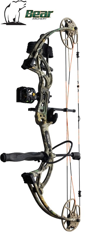 NEW! 2020 Bear Cruzer G2, THE BIG PACKAGE, Full Pro-Shop Prepped Bowhunting Package Deal