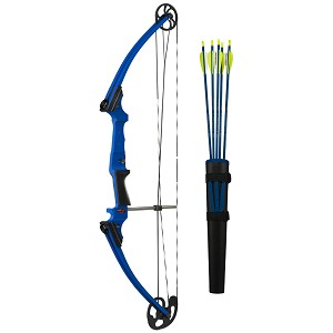 Genesis Bow Set Blue Rh