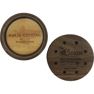 Woodhaven The Ninja Turkey Call Crystal